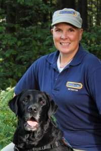 Kelly Slocum- Truffle Dog Trainer