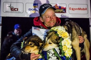 Mitch Seavey- Iditarod Champion